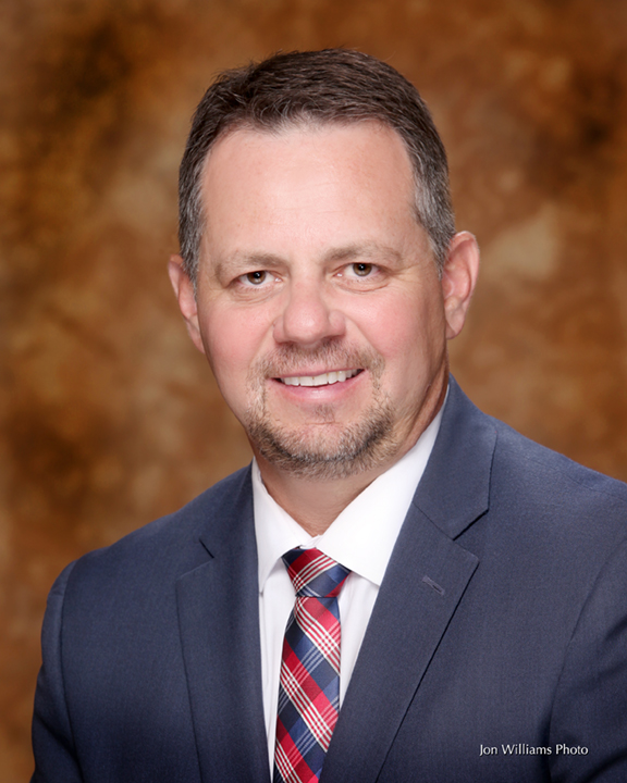 Steve Poll, Ben Lomond High School principal.
