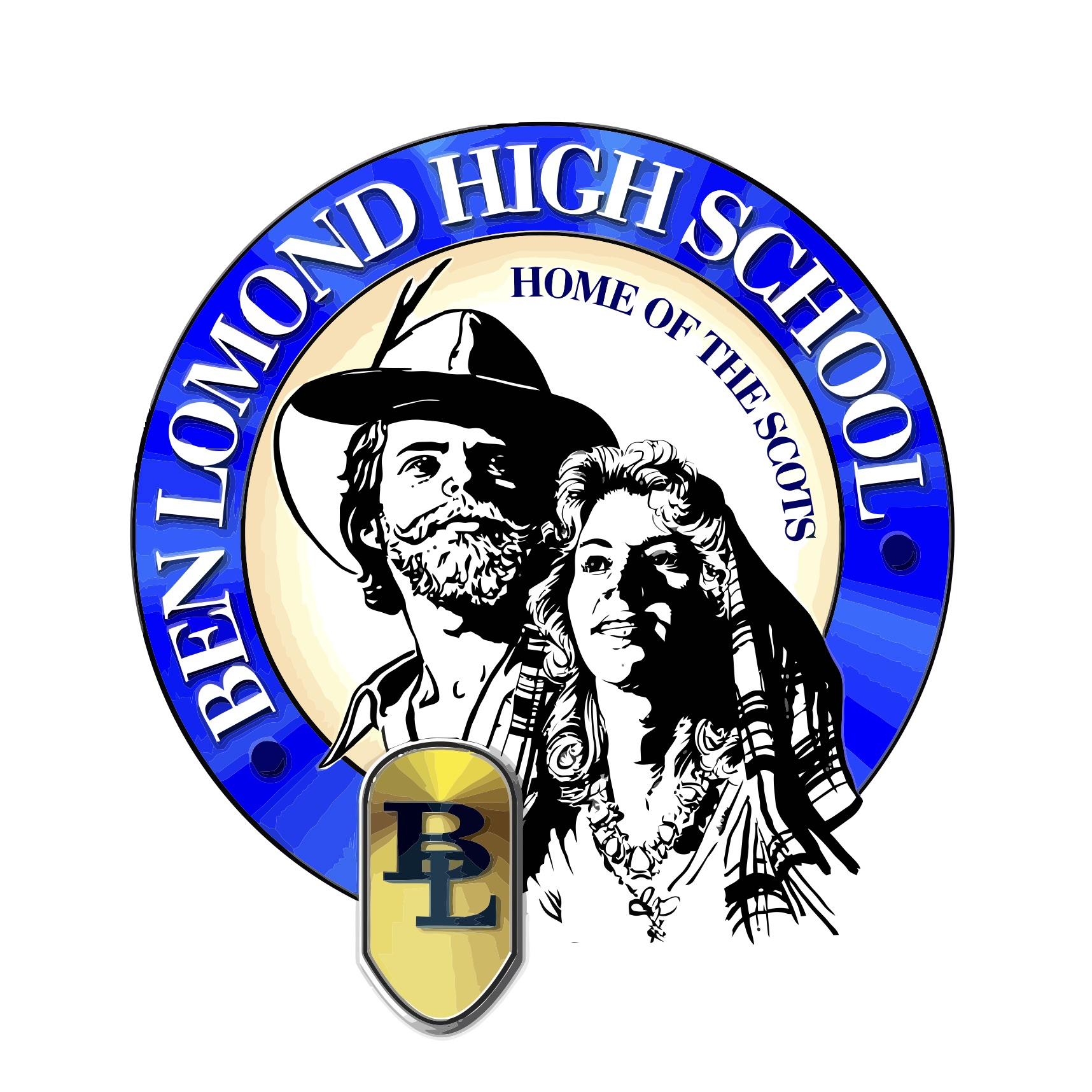 Ben Lomond High School Logo